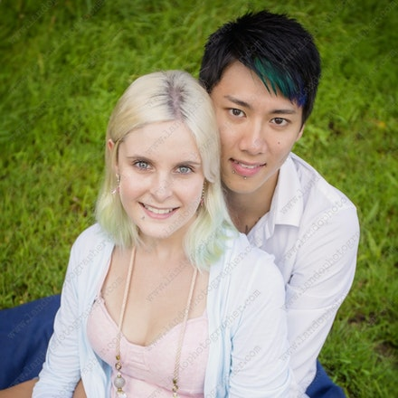 Vicki and Marcus