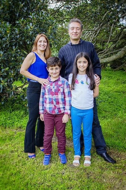 Internet 1247 - Saketi Family - 17th May 2015 - Centennial Park - Family Portrait - pet portraits sydney