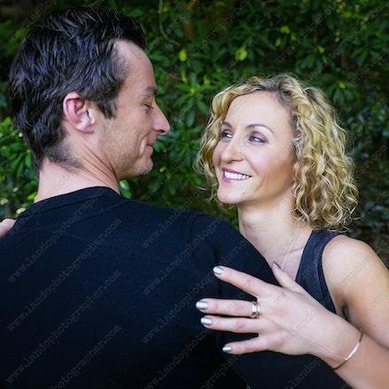 Kasia and Ben - pre wedding photos sydney