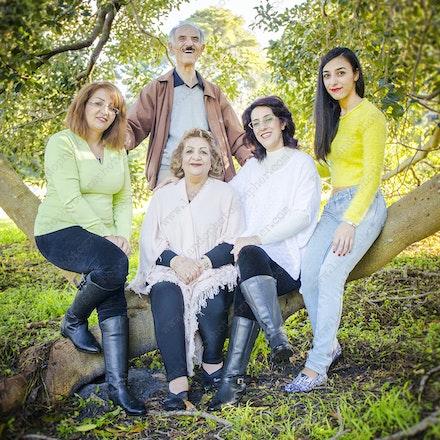 Shirvani Family
