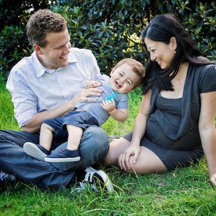 Stevenson Family - the family photographer