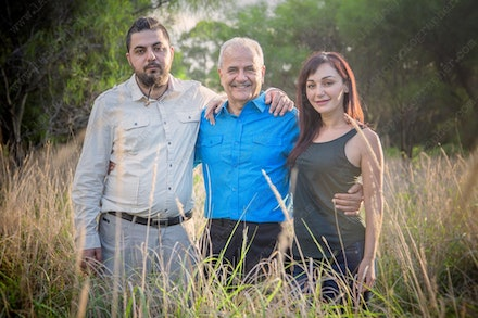 Internet 008 Alizadeh Family - Centennial Park - 30th March 2014 - baby photographer