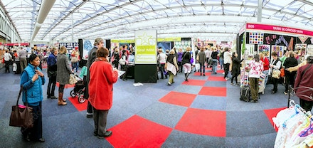 Internet 430 Sydney Exibition Center @ Glebe Island - 11th July 2014 - Craft & Quilt fair - Event photography