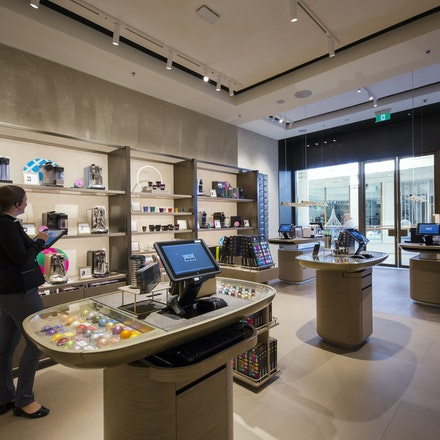 Nespresso Shop - Castle Towers - Interiors