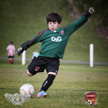 North Sydney United FC - 2 - 01 June 2013 Tunks Park - Match 2