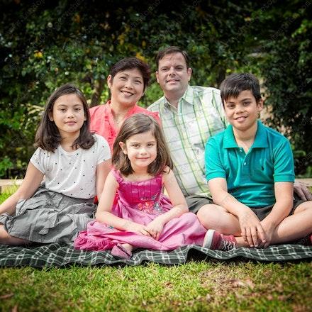 Manette and Richard's Family