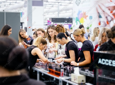 851 Sydney Exibition Centre @ Glebe Island - Beauty Expo - 22nd August 2015 - Event photography - event photographer sydney