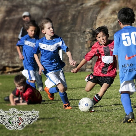 North Sydney United FC - 7 - 15 June 2013 Tunks Park - Match 1