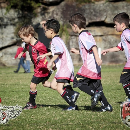 North Sydney United FC - 8 - 15 June 2013 Tunks Park - Match 2