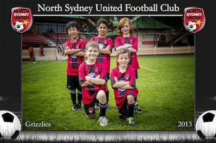 Internet 009 Team Grizzlies - school photographers sydney