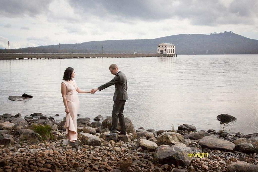 RP-384 - wedding photographer launceston devonport burnie hobart