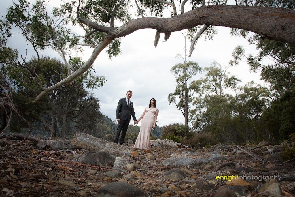 RP-390 - wedding photographer launceston devonport burnie hobart