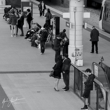 Train Smile