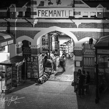 Freo Market Evening