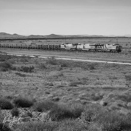 Karratha Train 1