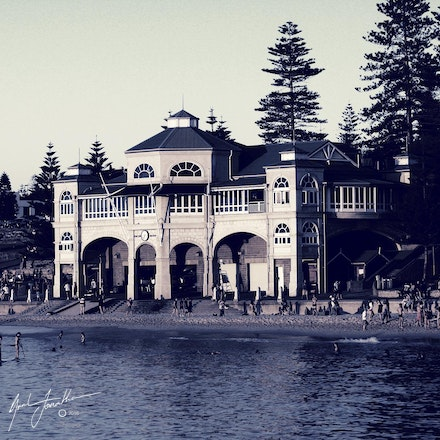 The Indiana Tea House, Cottesloe