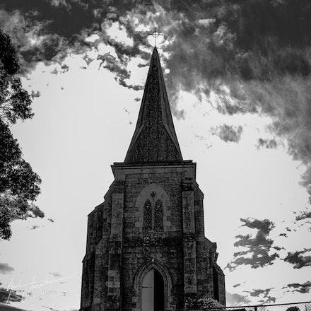 St John's Catholic Church, Richmond, Tasmania - t John's Catholic Church (1837) and burial ground. This is the oldest Catholic Church still in use in Australia.