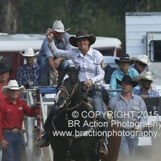 Buchan APRA Rodeo 2015 - Steer Undecorating - Sect 2