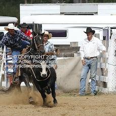 Buchan APRA Rodeo 2015 - Steer Roping -Sect 1