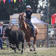 Junior Breakaway Roping - Slack 2