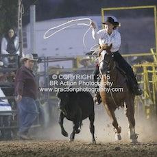 Merrijig APRA Rodeo 2015 - Breakaway Roping - Sect 1