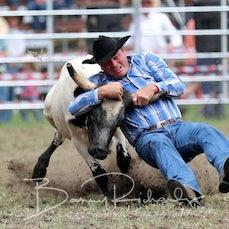 Steer Wrestling - Slack 1