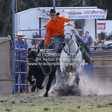 Lang Lang APRA Rodeo 2015 - Steer Roping - Sect 1