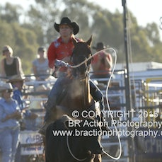 Chiltern APRA Rodeo 2015 - Breakaway Roping - Sect 1