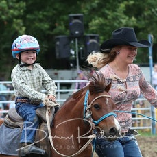Local Junior Barrel Race