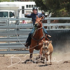 Junior Breakaway Roping - Rd 2 - Saturday