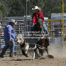 Chiltern APRA Rodeo 2015 - Breakaway Roping - Slack 3