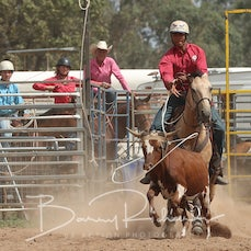 Junior Breakaway Roping - Slack 1