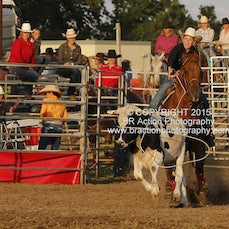 Whittlesea Rodeo - Breakaway Roping - Sect 2