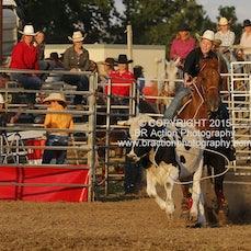 Whittlesea Rodeo - Breakaway Roping - Sect 2