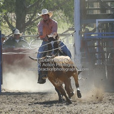 Steer Roping - Afternoon - Sect 1