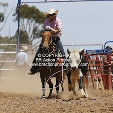 Beechworth Breakaway Roping - Slack 2