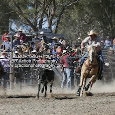 Great Western APRA Rodeo 2015 - Team Roping - Slack 1