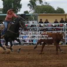 Kyabram APRA Rodeo - Breakaway Roping - Sect 1