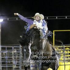 Yarrawonga Open Saddle Bronc - Sect 1