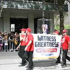 AFL Grand Final Parade 2013