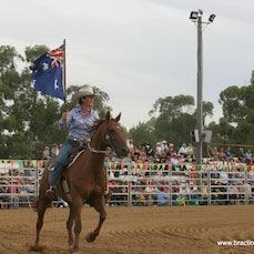 Finley Rodeo APRA 2012