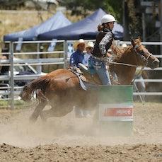 Myrtleford Rodeo APRA  2013 - Slack Program