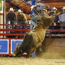Myrtleford Rodeo APRA  2013 - Main Program