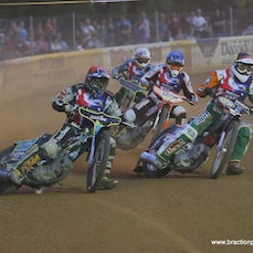 2014 Australian Speedway Solo Championship - Rd 2