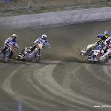 2014 Australian Speedway Solo Championships Finals