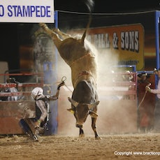 Beechworth Rodeo APRA 2014 - Evening & Main Program