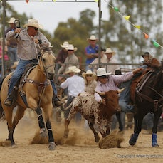 Finley Rodeo APRA 2014 - Slack Program