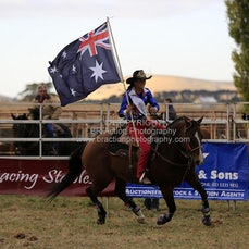 Ballarat Rodeo APRA 2014 - Main Program