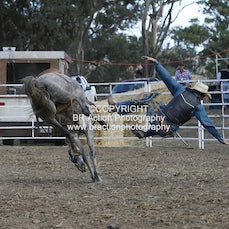 Great Western Rodeo APRA 2014 - Main Program