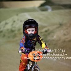 Walkerston BMX Club - May 2014